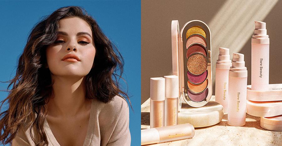 Selena Gomez's makeup line, Rare Beauty, is finally coming to Malaysia!
