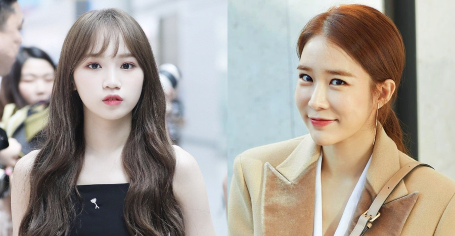 Korean hairstyles to try according to your face shape as seen on your favourite celebrities
